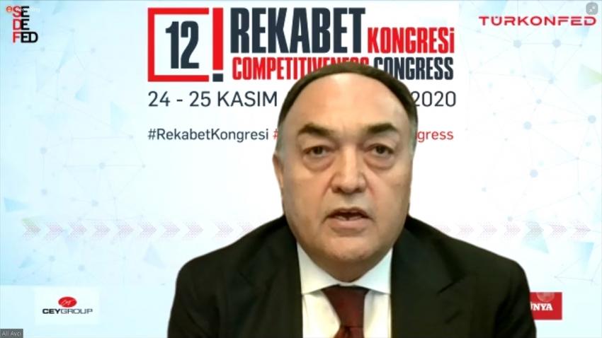 12. Rekabet Kongresi başladı