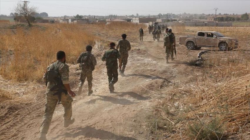 14 köy teröristlerden kurtarıldı