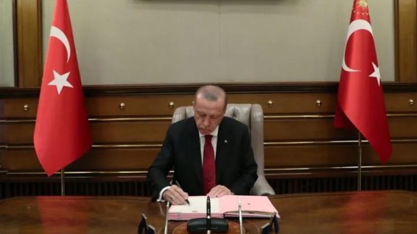 16 ülkeye yeni büyükelçi atandı