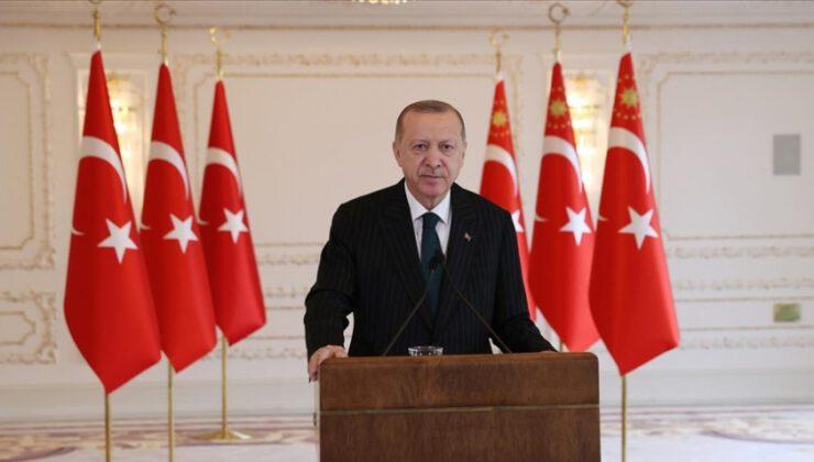 """""""2021 yılı milletimize söz verdiğimiz gibi demokratik ve ekonomik reformlar yılı olacak"""""""