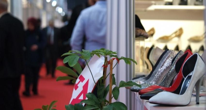 """""""4. BURSAF Ayakkabı ve Deri Ürünleri Fuarı"""" 4 Aralık'ta açılacak"""