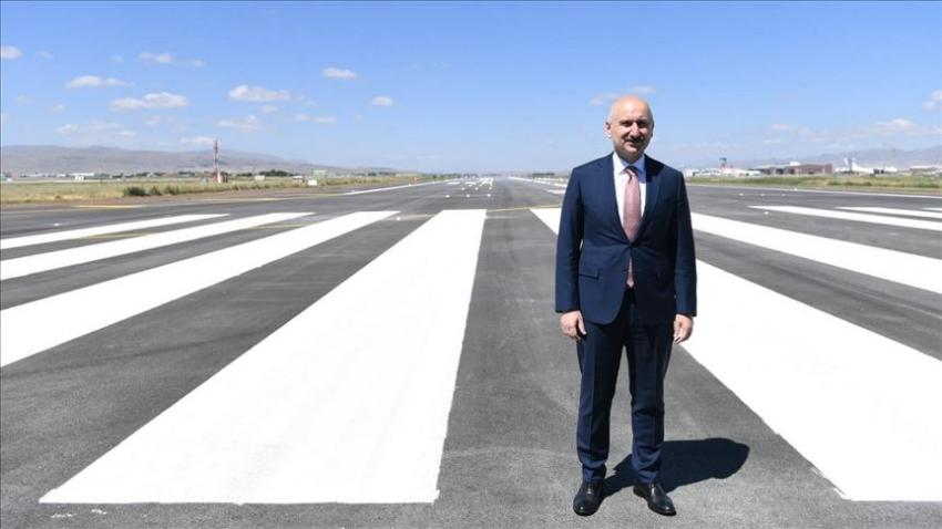 """""""48 ülkeyle uçuş trafiğimizi sürdürüyoruz"""""""