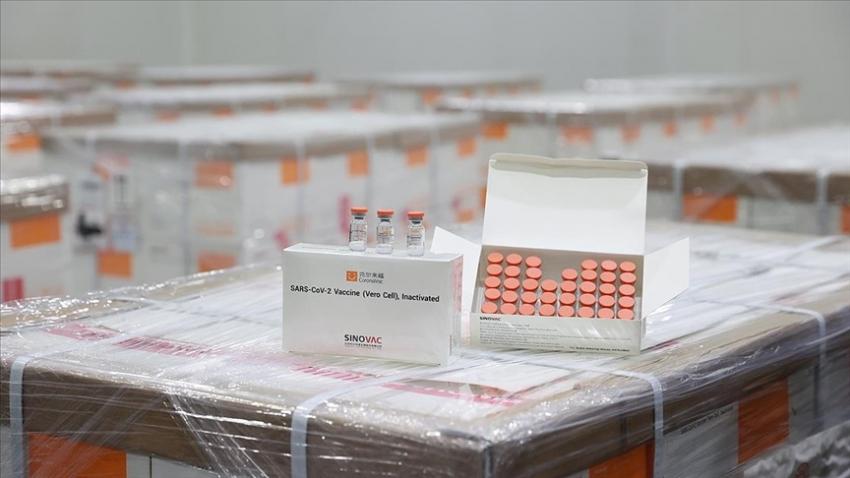 6,5 milyon doz aşı yarın geliyor