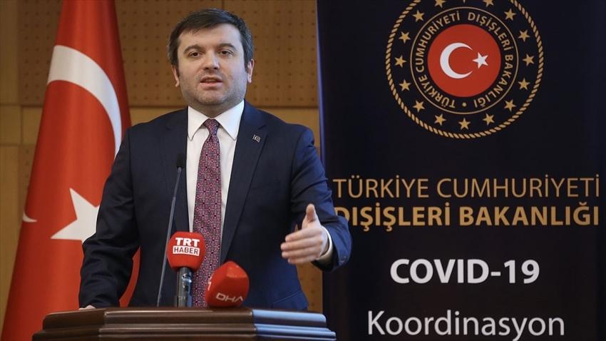 8 ülkede 50 Türk vatandaşı…