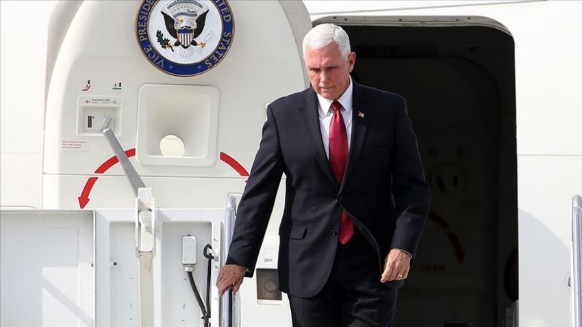 ABD Başkan Yardımcı Pence Türkiye'de