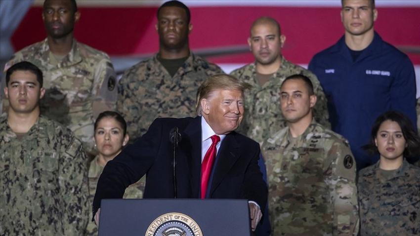 ABD'den 738 milyar dolarlık rekor savunma bütçesi