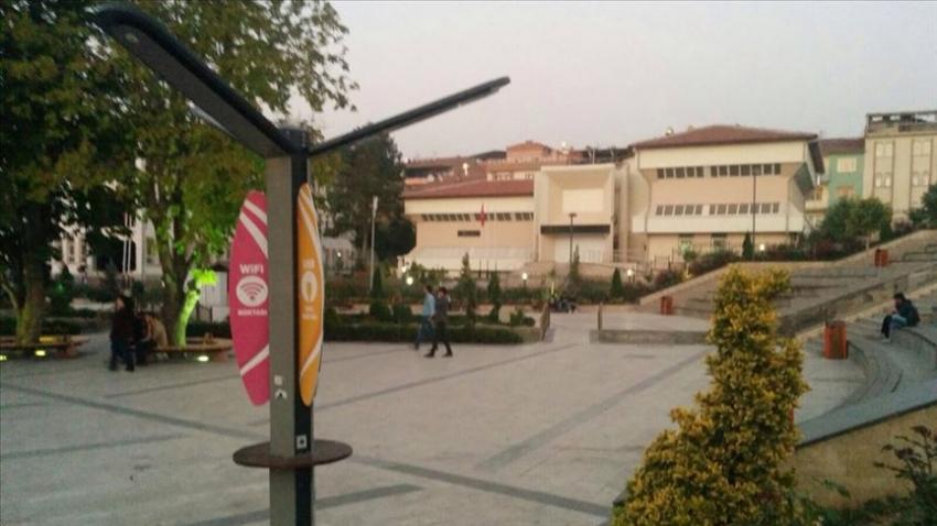 ABD'nin 'akıllı şehir mobilyası' Türkiye'den