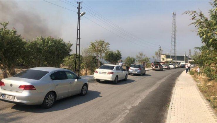 AFAD: Hatay'da 542 kişi tahliye edildi