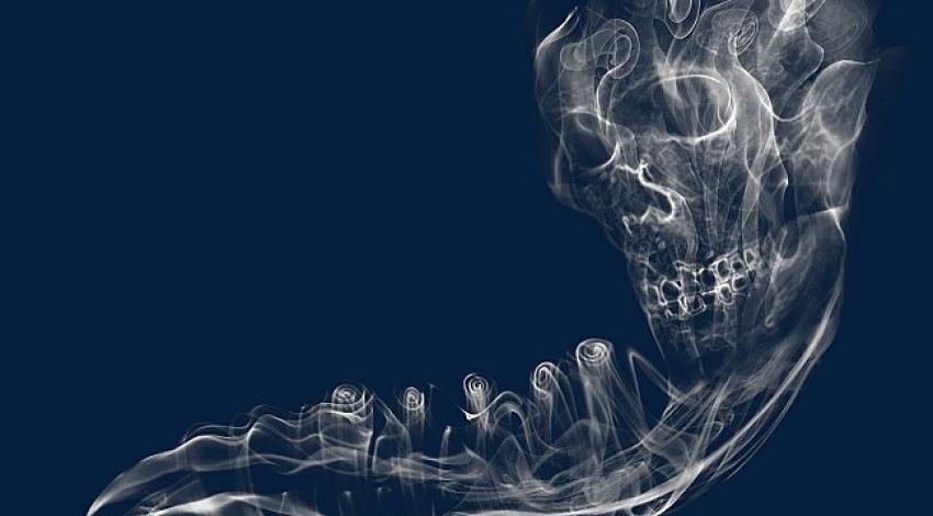 """Akciğer kanserinde """"dumanlı"""" tablo"""