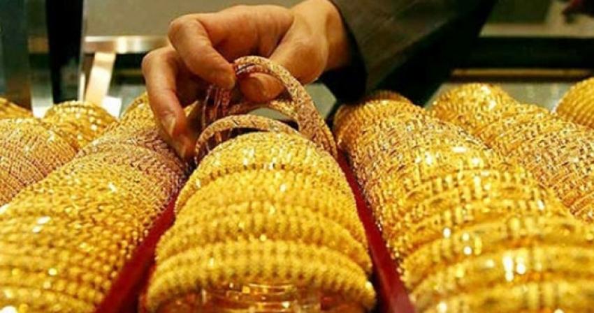 Altının gram fiyatı 277 lira seviyelerinde