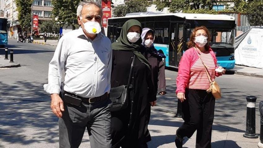 Ankara'da 65 yaş ve üstündekilere…
