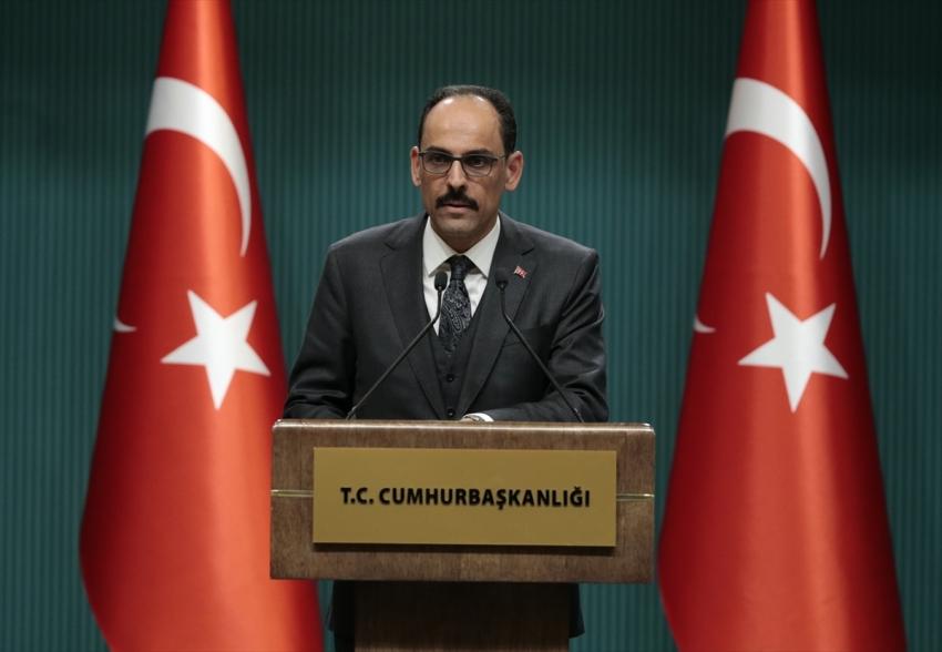 Ankara'daki zirve sona erdi!Okullar tatil!