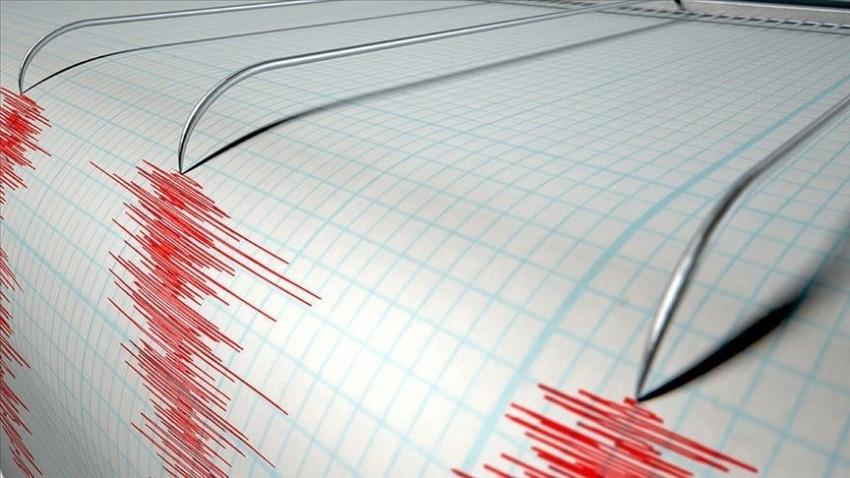 Antalya'da 5,2'lik deprem