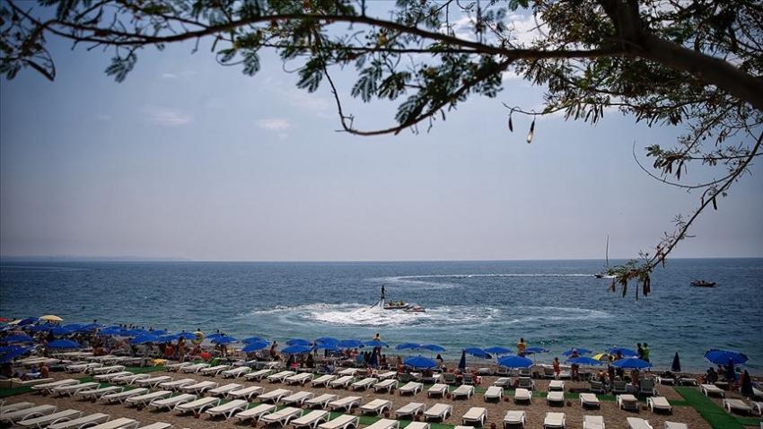 Antalya mavi bayrakta dünya birincisi
