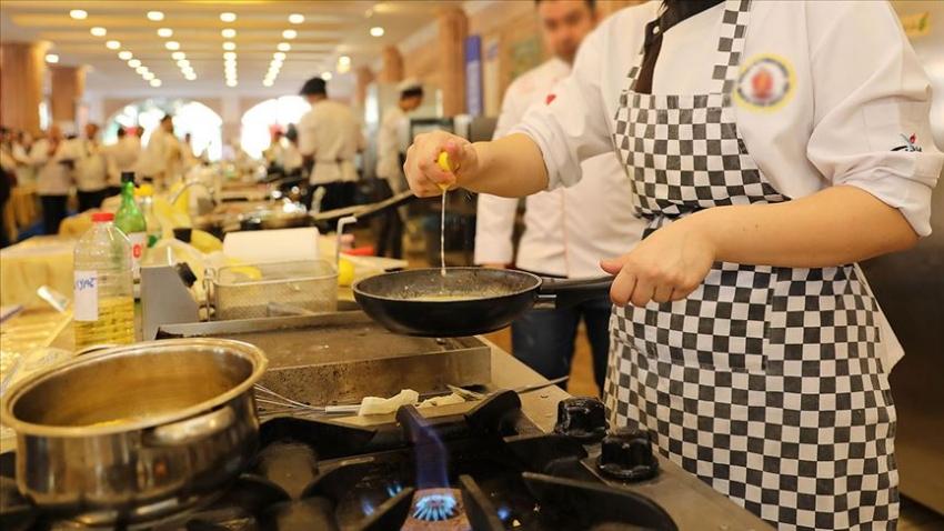 Aşçılara ABD ve Avustralya'da 3 bin dolar maaşla iş imkanı