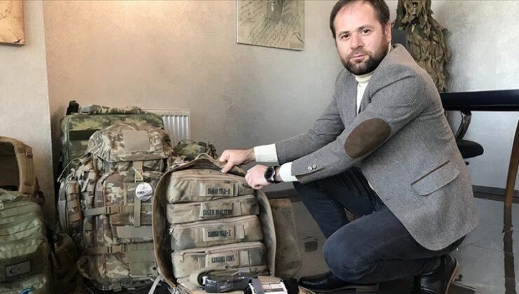Askerin hayatını kurtardı, ihracata başladı