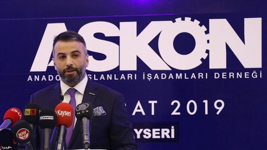 ASKON iş dünyasının 2020'de yatırımları artıracağını öngörüyor