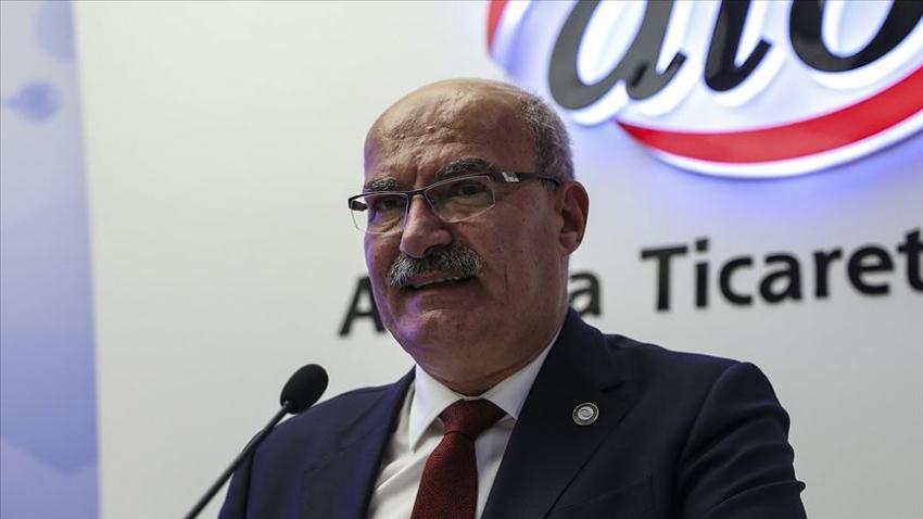 ATO Başkanı Baran'dan bankalara çağrı