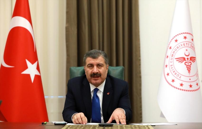 Türkiye'de virüsten can kaybı 425 oldu