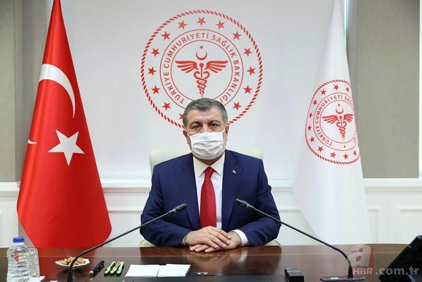 Türkiye'de virüsten can kaybı 5 bin 747 oldu