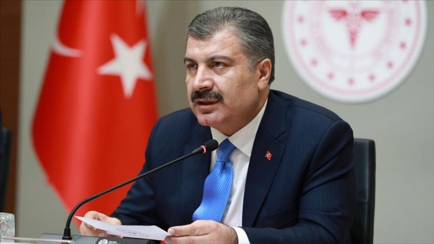 Türkiye'de virüsten can kaybı 574 oldu