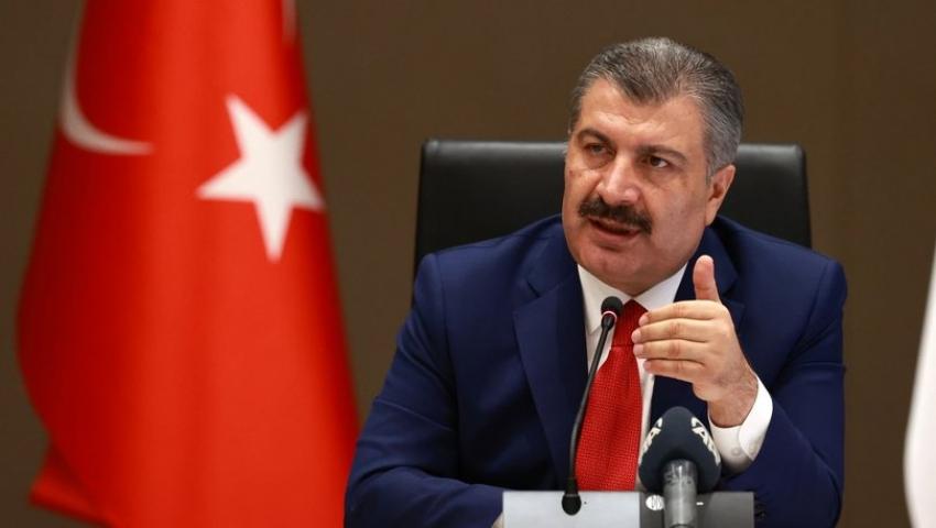 Türkiye'de virüsten can kaybı 6 bin 102 oldu