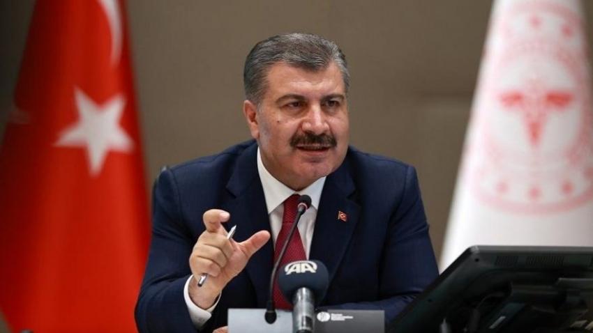 Türkiye'de virüsten can kaybı 6 bin 16 oldu