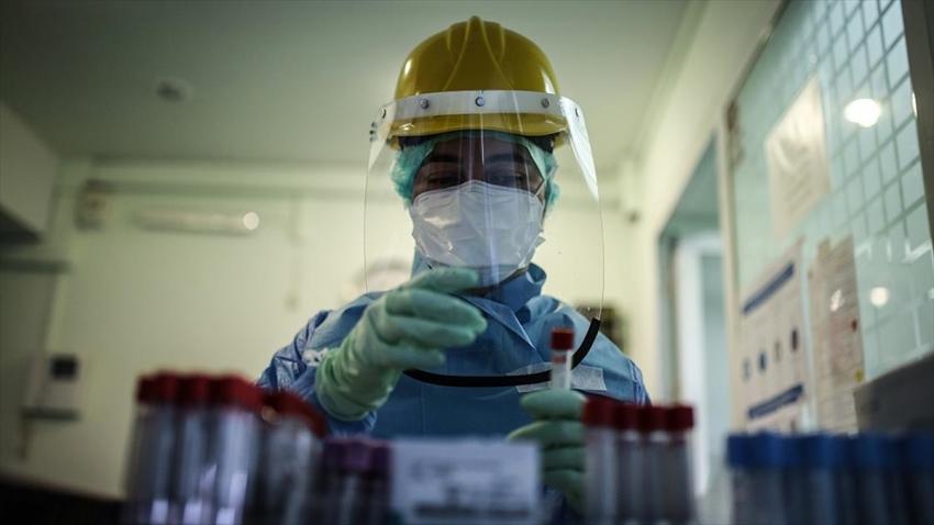 Türkiye'de virüsten can kaybı 7 bin 249 oldu