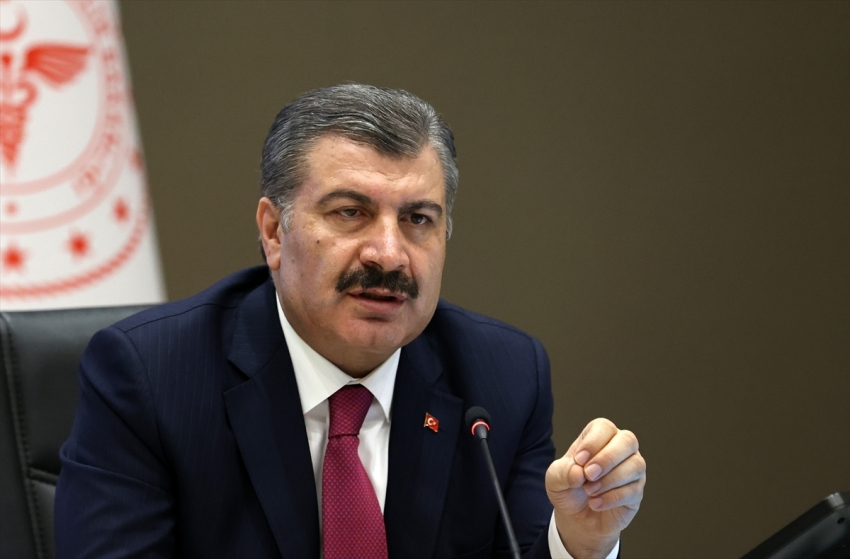 Türkiye'de virüsten can kaybı bin 101 oldu