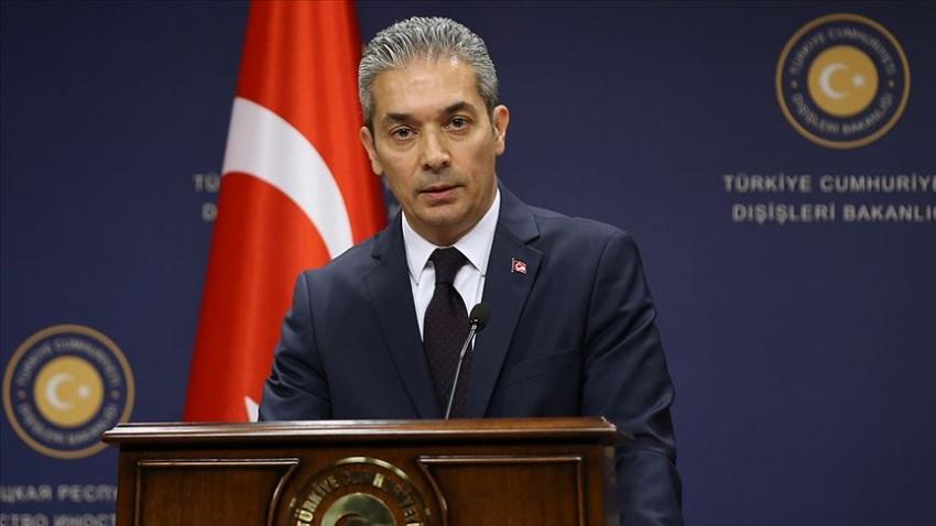 Türkiye'den Yunanistan'a 'göçmen' tepkisi