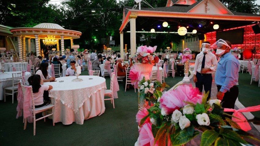 Türkiye genelinde düğün salonları ve sahillerdeki eğlence mekanları denetlenecek