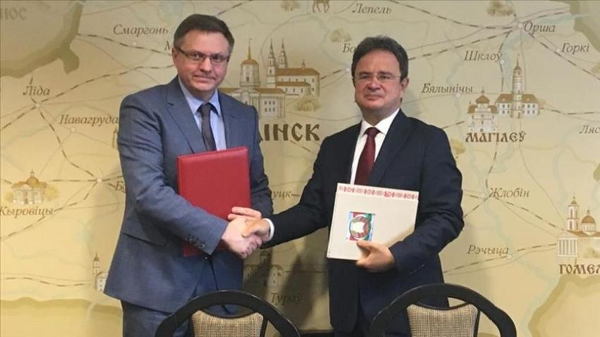 Türkiye ile Belarus arasındaki hizmet ticaretinde yeni dönem