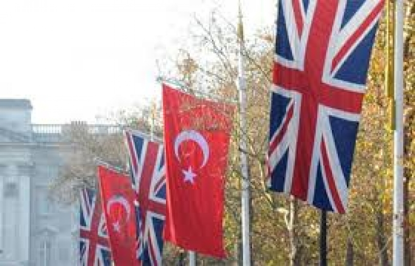 Türkiye ile İngiltere ticaret anlaşması imzalayacak