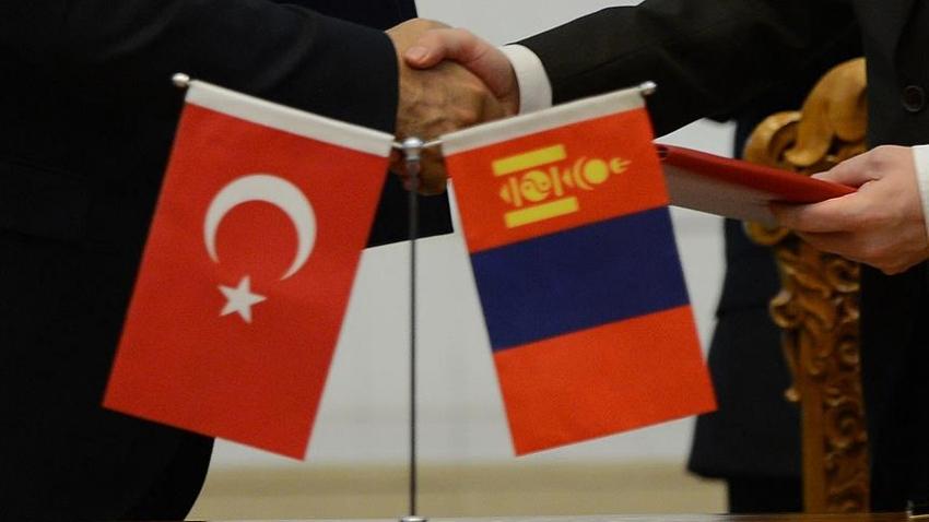 Türkiye ile Moğolistan'dan serbest bölge iş birliği