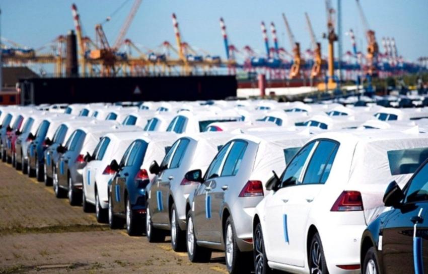 Türkiye ilk çeyrekte 2,9 milyar dolarlık binek otomobil ihracatı yaptı