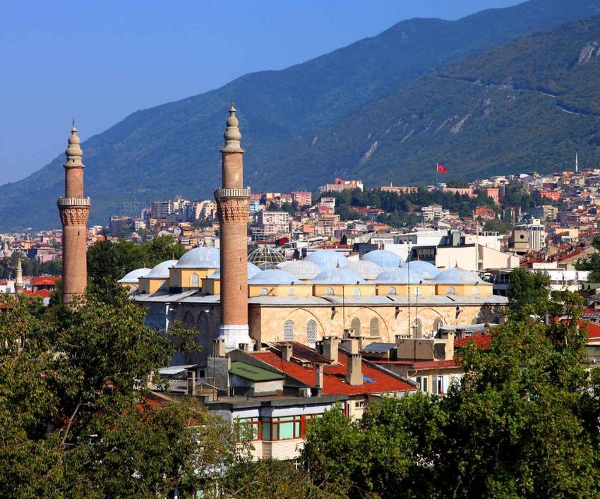 Türkiye'nin havası en temiz şehri Bursa oldu