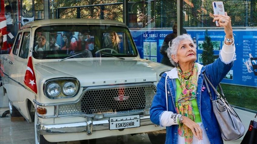 'Türkiye'nin ilk yerli otomobili' Devrim 58 yaşında