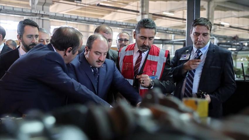 Türkiye'nin sanayisinin sadece 3'te 1'i OSB'lerde