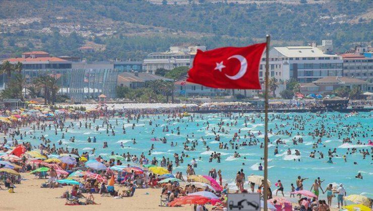 Türkiye'nin turizm geliri, yüzde 71,2 azalarak 4 milyar 44 milyon 356 bin dolar oldu