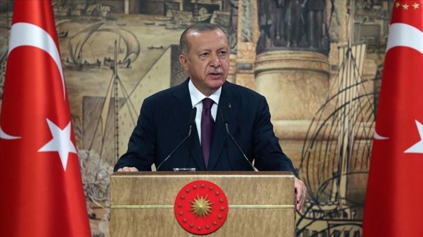 """""""Türkiye, tüm imkanları ve tüm kalbiyle dost ve kardeş Azerbaycan'ın yanındadır"""""""