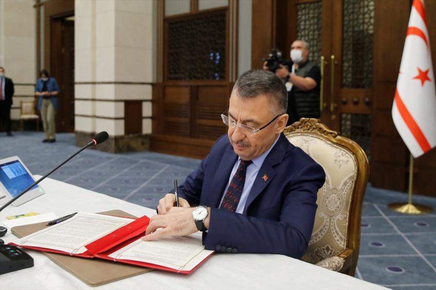 Türkiye ve KKTC arasında önemli anlaşma