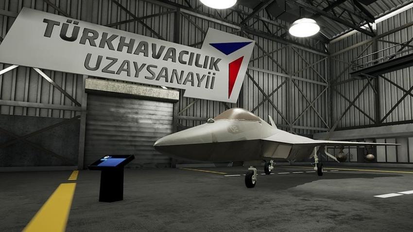 """TUSAŞ savunma ve havacılıkta """"ihracat şampiyonu"""""""