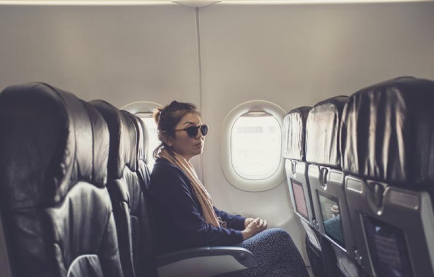 Uçak yolculuğunda 'fiziki temassızlık' kriteri