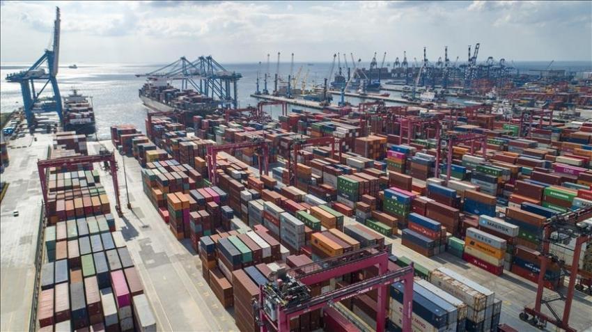 UİB mart ayında 2,1 milyar dolarlık ihracat yaptı
