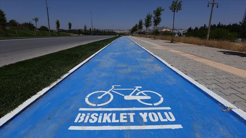 Ulaşımda bisiklet yollarına 'yeşil ışık' yandı