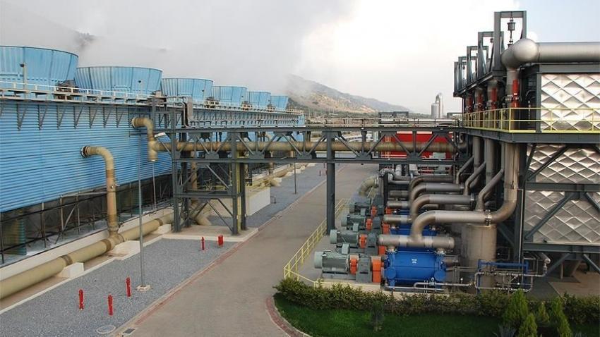 Uluslararası Jeotermal Enerji Kongresi ve Fuarı yarın başlıyor
