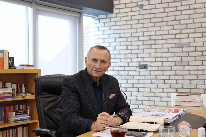 URTEB Genel Başkanı Ahmet Özenalp TSE'yi yerinden oynattı