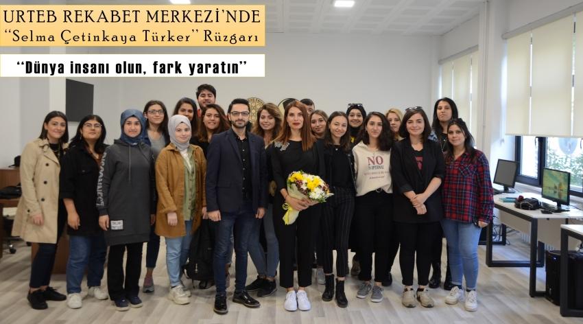 URTEB Rekabet Merkezi'nde Selma Çetinkaya Türker rüzgarı