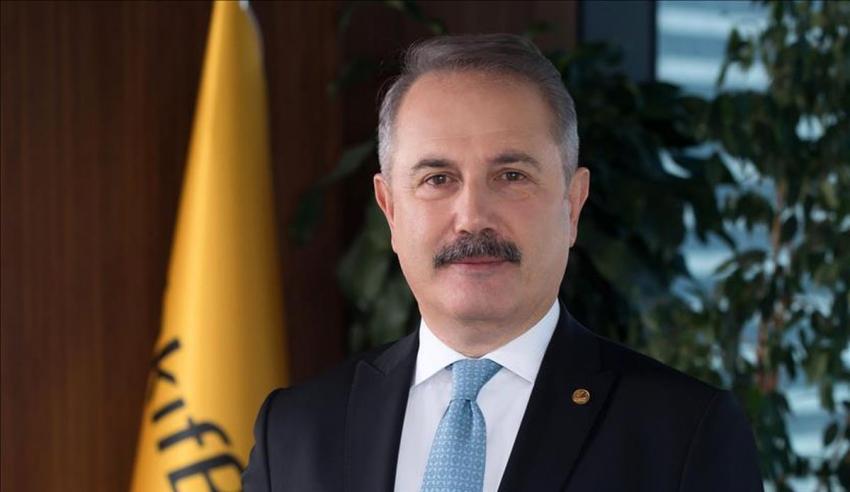 Vakıfbank Genel Müdürü Üstünsalih: Kredi kartı borçlarını erteledik