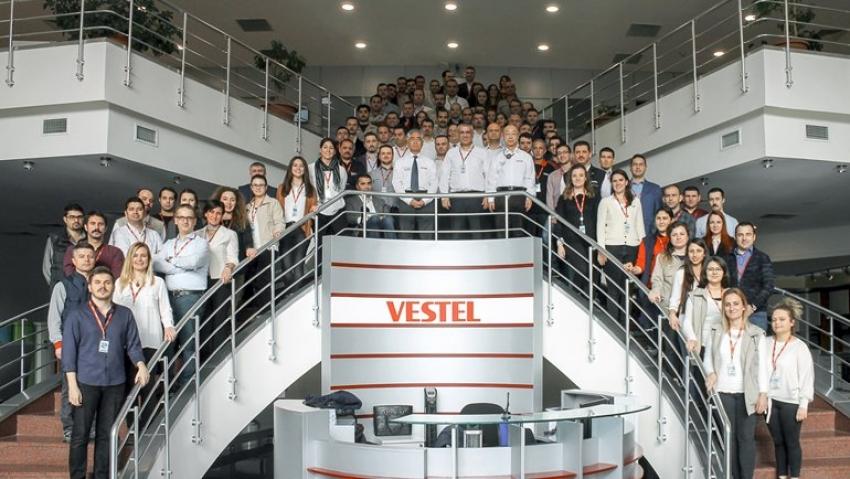 Vestel'e Japonya'dan ödül!